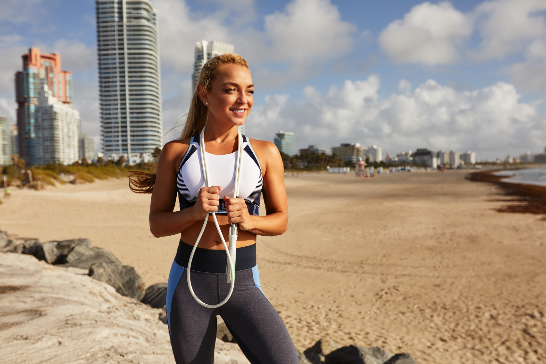 GET THE GLOSS Magazine - April 2018 issue, The 8 best cardio picks if you don't enjoy running