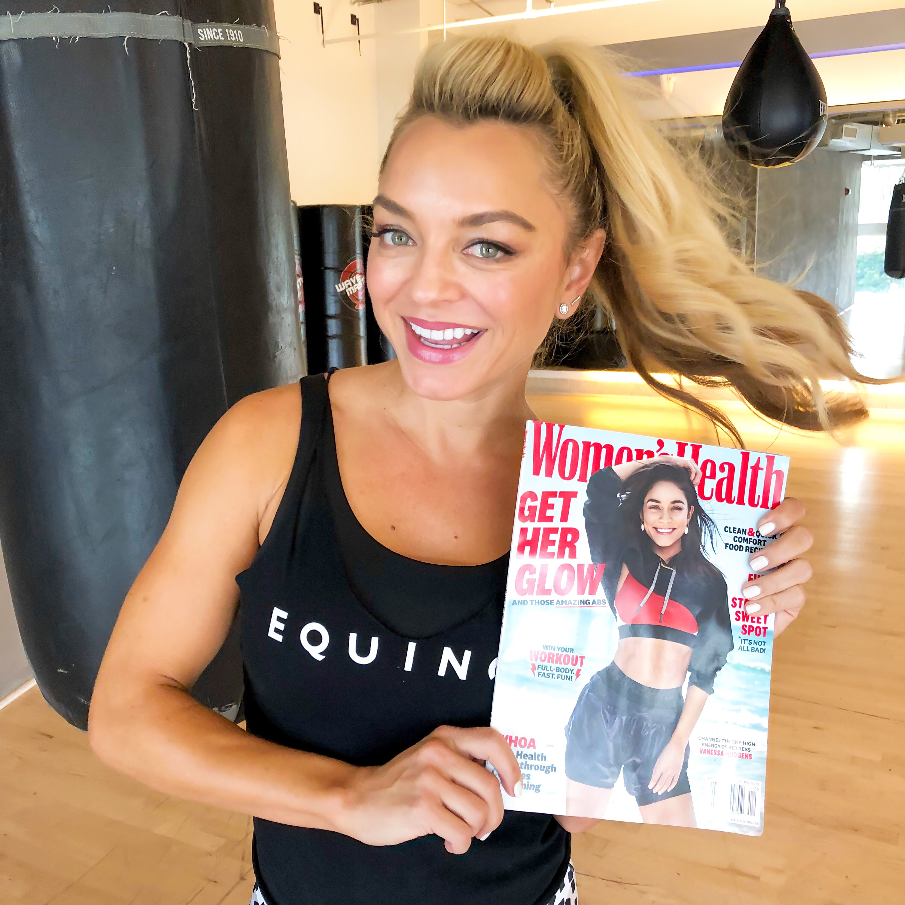 WOMEN'S HEALTH Magazine - December 2018 issue, Carrie Underwood swears by this jump rope workout for her iconic legs